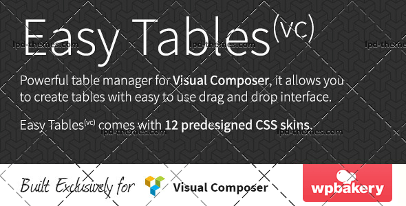 easy_table