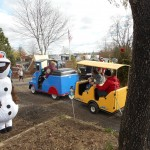 Olaf even got in on the fun at Warm Hugs for Vets campaign in November 2015. The kids enjoyed train rides, pictures with Olaf and Elsa and some arts and crafts.